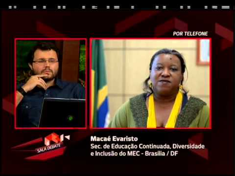 Educação Inclusiva - Sala Debate - Canal Futura - Parte 02