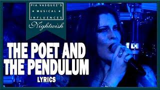 The Poet And The Pendulum - Nightwish. HQ with lyrics. Live @ Wembley 2016.