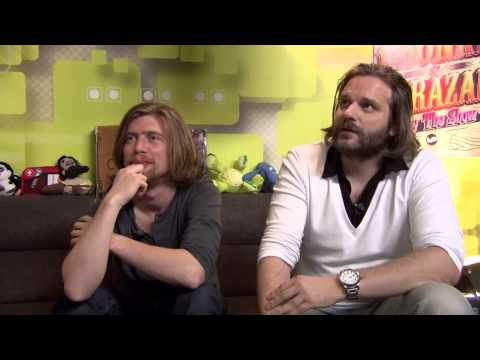 "Gronkh und Sarazar: ""Let's Play Together"" 