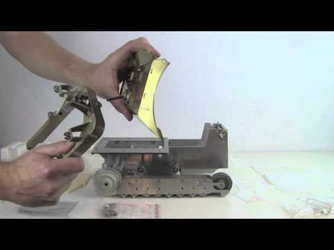 HOW YOU BUILD AN 1/14th SCALE BULLDOZER - BRAND NEW KIT PART 1