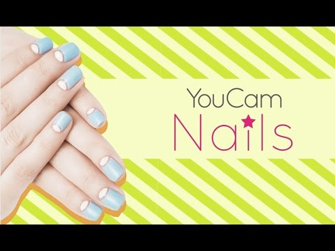 YouCam Nails - Manicure Salon for Custom Nail Art APK Cover