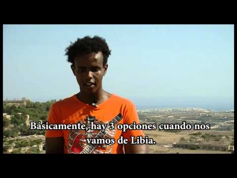 Farah's Destination Unknown  - spanish subtitles