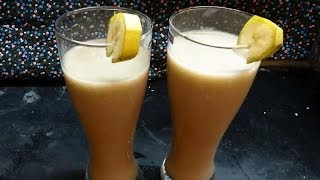 Aratipandu Paaneeyamu Banana Juice Preparation in Telugu (అరటిపండు జ్యూస్)