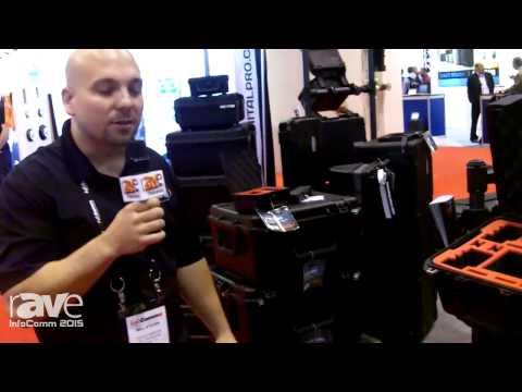 InfoComm 2015: SKB Shows 3i-1711-6GP6 Case for GoPro Cameras