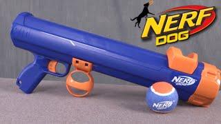 Nerf Pet Tennis Ball Blaster from NERF Dog