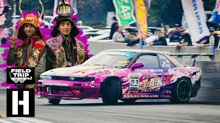 Animal Style Goes to Japan - American Drifters attack Meihan Sportsland //FT017