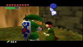 Te Legend Of Zelda - Ocarina Of Time - GamePlay #10 Preparativos templo da floresta