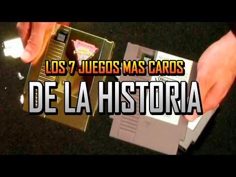 Los 7 Juegos Mas Caros De La Historia ®