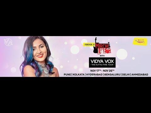 Odhani Ude To Bhale Udi Jaye | Vidya Vox | First Gujarati Song | Kuthu Fire Tour
