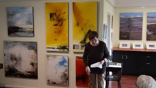 Catherine Fitz-Gerald's SALA 2018 Artist's Talk: Water - Space, Science and Emotion