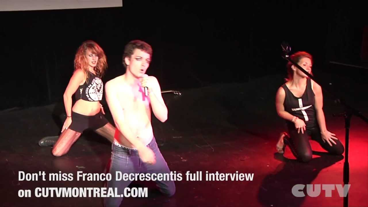Franco Decrecentis Interview Teaser trailer