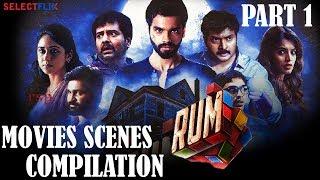 Rum   Movie Scenes Compilation - Part 1   Hrishikesh, Narain, Sanchita Shetty, Miya, Vivek