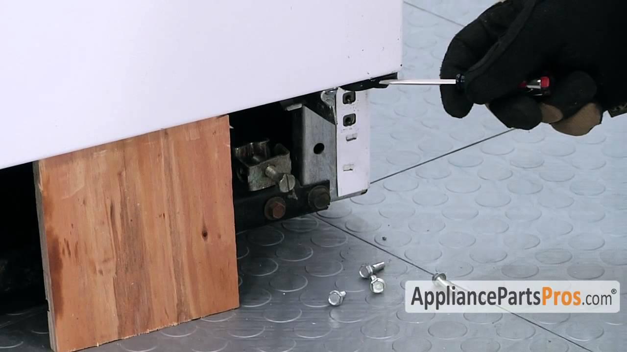 Refrigerator Door Cam How To Replace Youtube