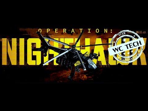 War Commander Operation NIGHTHAWK Prizes & info