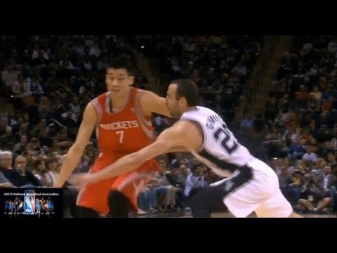 Jeremy Lin Rockets Offense Highlights 2012/2013