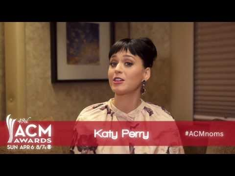 2014 ACM Awards Female Vocalist of the Year Nominees Presented by Katy Perry