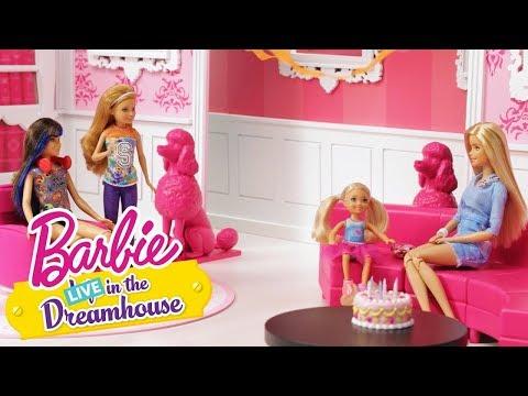 GRATULERER MED DAGEN CHELSEA | Barbie LIVE! In The Dreamhouse | Barbie