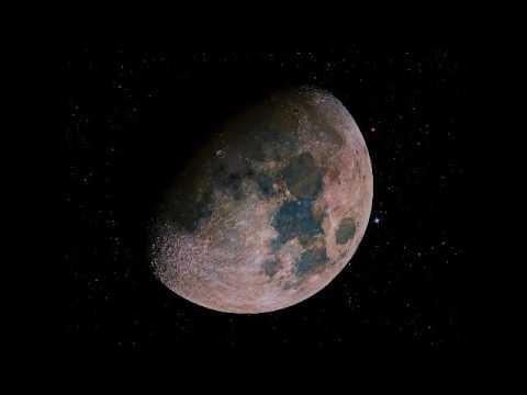 Луна и её тайны (рассказывает астроном Мария Боруха)