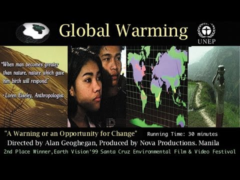 """Global Warming, a Warning or an Opportunity"" (South East Asia)  1996 UNEP Manila"