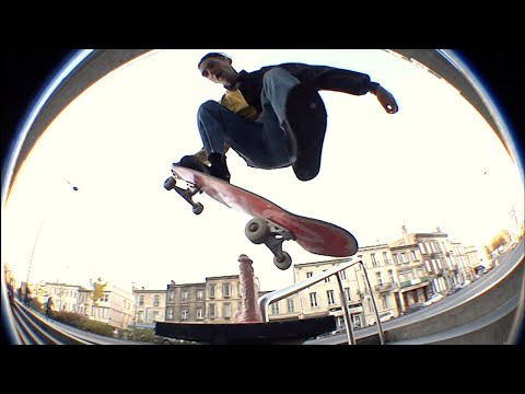 "Rave Skateboards' ""153 Rue Du Palais Gallien"""
