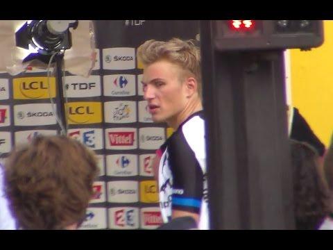 Marcel KITTEL vainqueur d'étape @ Paris Tour de France 27 juillet 2014