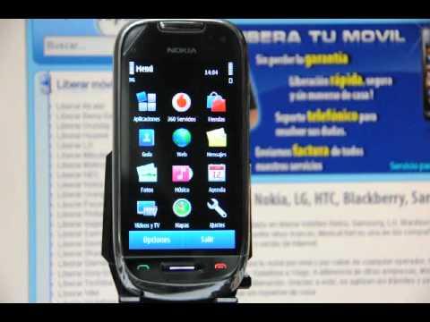 Liberar Nokia C7 en menos de una hora. Movical.Net