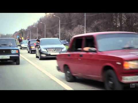 AZERI AFTOSLAR MOCKVADA CEKDI RAFAIL 2012
