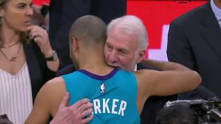 Charlotte Hornets vs San Antonio Spurs - Full Game Highlights | Jan 14, 2019 | 2018-19 NBA Season