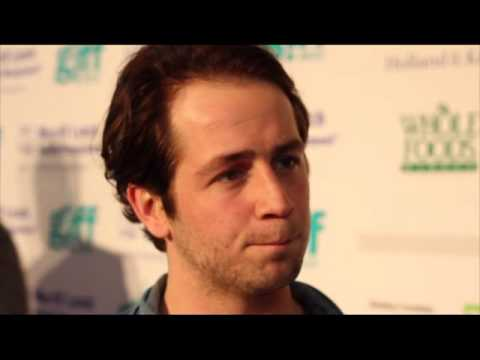 #GIFF2013 Red Carpet: Michael Angarano