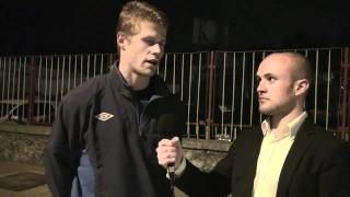 Belarus Post-Match: Andre Hainault