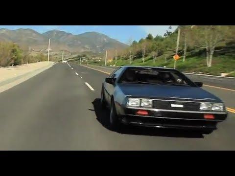 The World Fastest Delorean Tuned Youtube