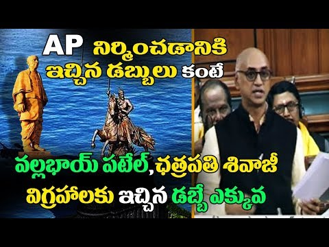 MP Galla Jayadev : AP Got Less Funds Than Money Spent On Making Statues | ABN Telugu