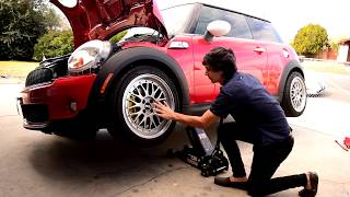 How To Change The Oil On A Mini Cooper S R56 EASY DIY!