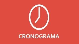 Cronograma: Manual do Criador #03