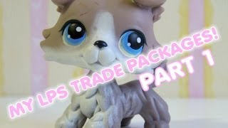 My LPS Trade Packages! - Part 1/3