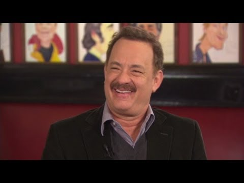 Tom Hanks: Every day a blast with Rita