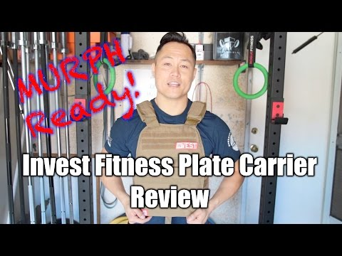 Invest Fitness Pro Plate Carrier Review