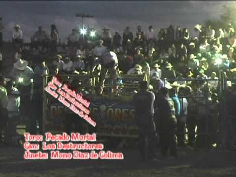 Los Destructores Memo Ocampo, Rancho El Monte De Los Juarez 1/6/2013 (parte 4/4)