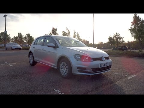 2014 Volkswagen Golf 1.2 TSI 105 Bluemotion Technology S (5-door) Start-Up and Full Vehicle Tour