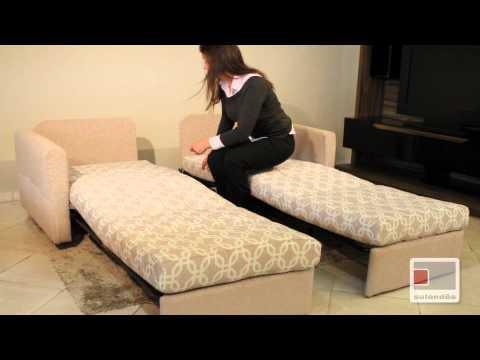 New sofá-cama