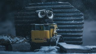 SNOW Effect Toy Photography Trick!