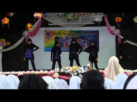 Hari Guru 2012 SMKS24 K-POP Dance Performance (2FA)