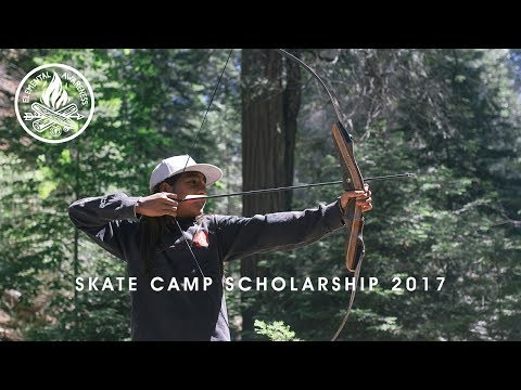 Element Skate Camp Scholarship 2017