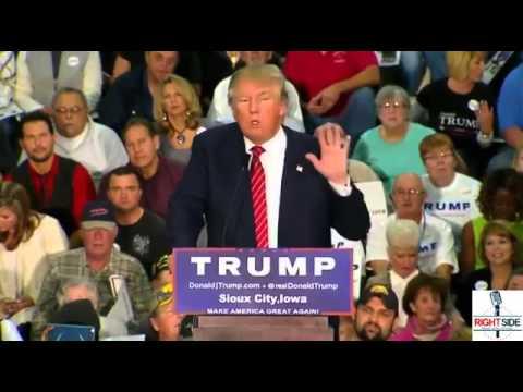 Donald Trump on Keystone Pipeline