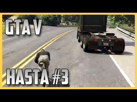 Hasta La Vista 3 - GTA 5 Adversary Mode! LOW POINTS