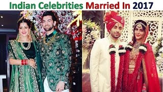 Download Indian Celebrities Who Got Married In 2017 3Gp Mp4