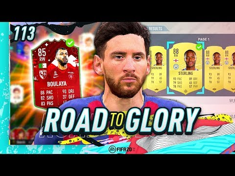 FIFA 20 ROAD TO GLORY #113 - I GOT THEM!!