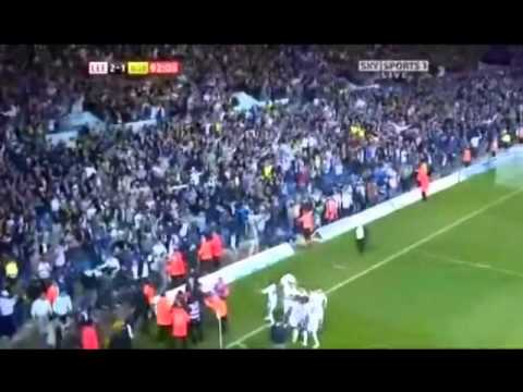 Leeds United Goal Sequence 2010