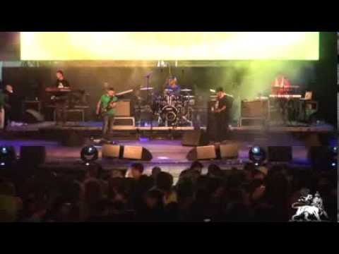 Anthony B - General Levy - Skarra Mucci - Arawak - Arrokibi Roots - 3th day SRF 5°edition 2012