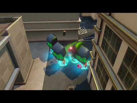 Disney Infinity (Wii U): The Incredibles Playset (Co-op Let's Play) - Episode 5